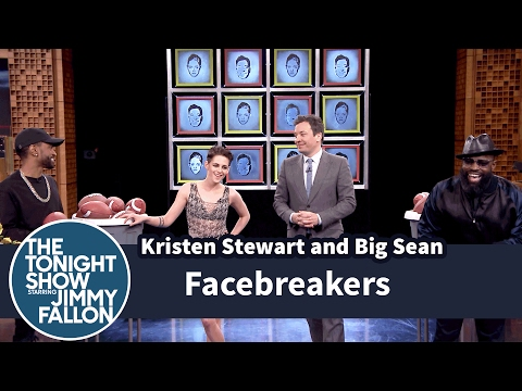 Thumbnail: Facebreakers with Kristen Stewart and Big Sean