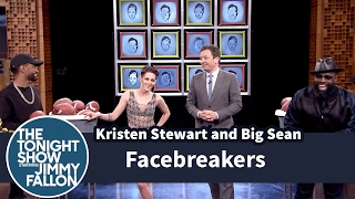 Facebreakers with Kristen Stewart and Big Sean