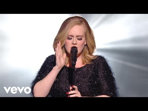 Adele  Hello  at the NRJ Awards