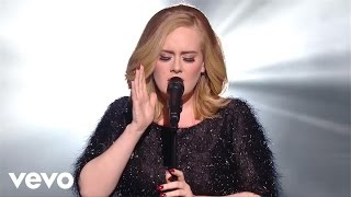 Gambar cover Adele - Hello (Live at the NRJ Awards)