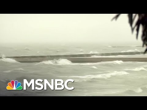Texas Governor On Hurricane Harvey: 'Now Is The Time To Get Out'   MSNBC