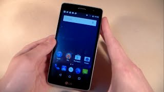 Обзоp LG Max X155 (плюсы и минусы)
