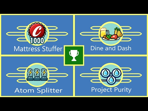 Fallout Shelter Easy Achievement Guide