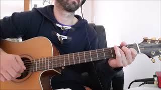 william patrick corgan the spaniards guitar cover