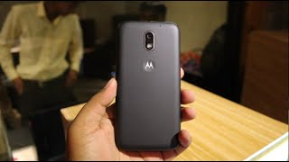 Moto E3 Power India Hands on, Camera, Features