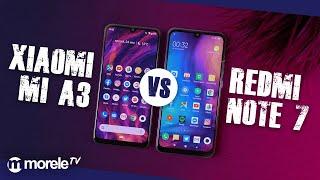 Xiaomi Mi A3 vs Redmi Note 7!