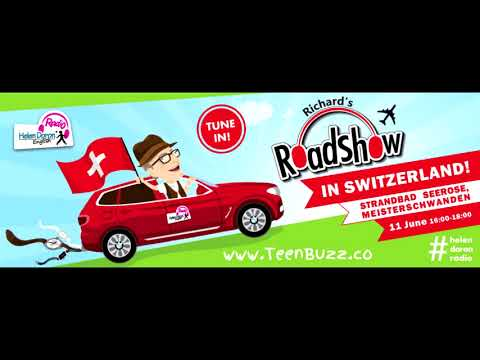 Teen Buzz Roadshow in Switzerland - Helen Doron Radio