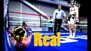 Real Footage ● Conor McGregor Vs Paulie Malignaggi ● Knockdown Breakdown