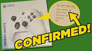 Leaked Xbox Controller CONFIRMS Series S Console