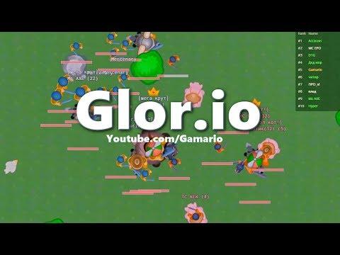 Glor Io Новогодние сражения в глорио