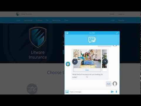 Litware Insurance Bot