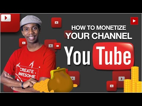 How YouTube Monetization Works 2014