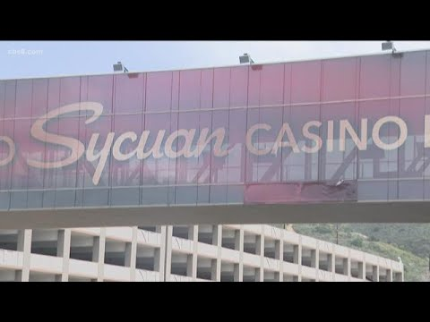San Diego Casinos Shut Due To Coronavirus