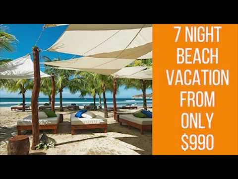 7 Night Beach Vacation in Nicaragua