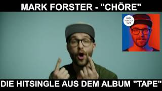 Mark Forster - Chöre (Pre Roll - TAPE)