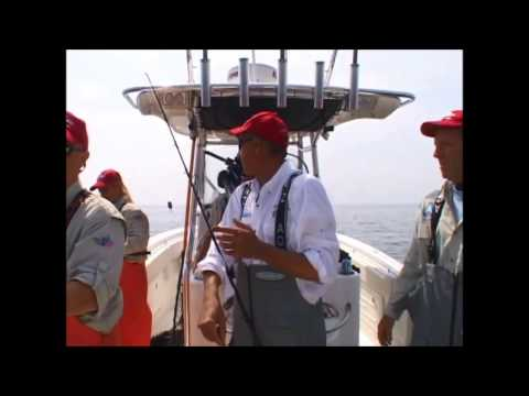 Striped Bass Fishing - FCA Manhattan Cup - 2010