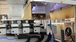 WEEKE OPTIMAT BHC 550 CVC Machining Center
