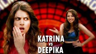 Deepika Padukone vs Katrina Kaif    Shudh Desi Raps