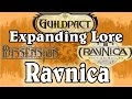Expanding Lore: Ravnica, City of Guilds