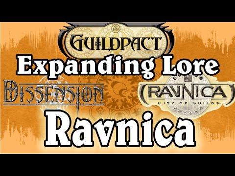 Expanding Lore: Ravnica,