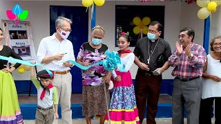 Nicaragua: Entregan vivienda digna a familia del barrio Monseñor Lezcano