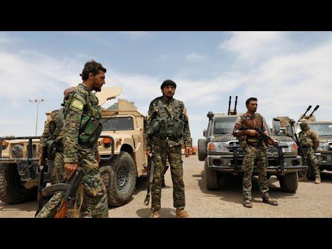 قوات سوريا الديمقراطية تطارد فلول داعش  - نشر قبل 20 دقيقة