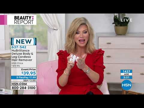 HSN   Beauty Report with Amy Morrison. http://bit.ly/2RvqqKz