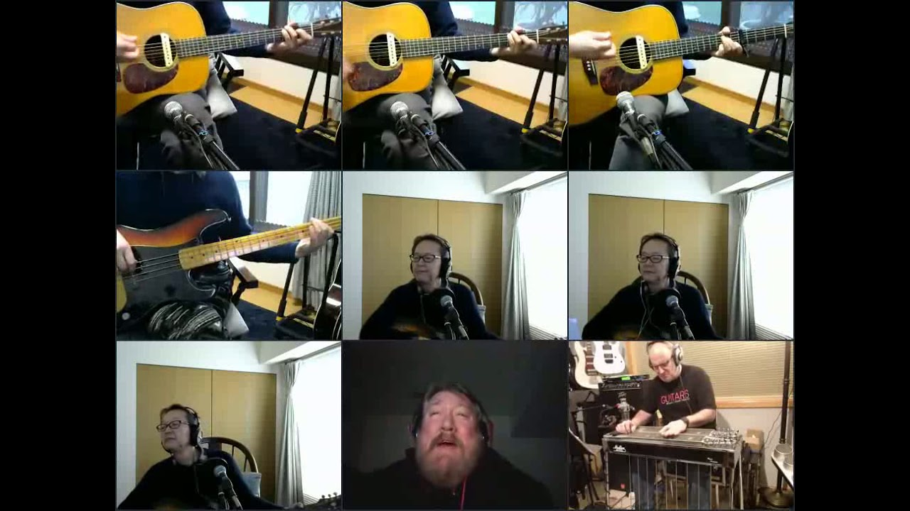 Eagles   Best of My Love Cover by Hank Yoshi & James...