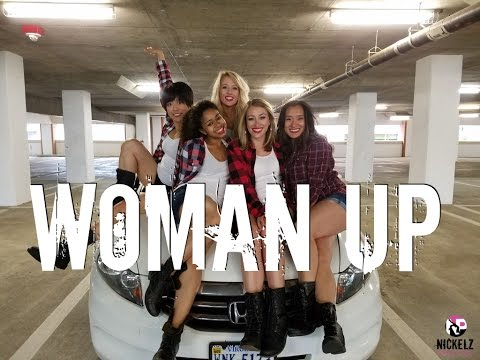 Woman Up - Meghan Trainor   @DancinNickel Choreography