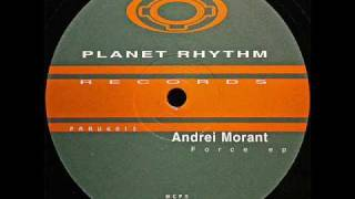 Andrei Morant - Turned [Force EP- A Side] - [PRRUK 013 ]