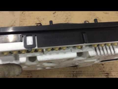 Щиток приборов БУ Mercedes W163 ML A1635404111