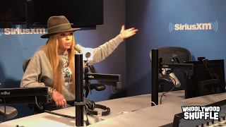 Faith Evans Talks About Burying The Beef with Lil Kim