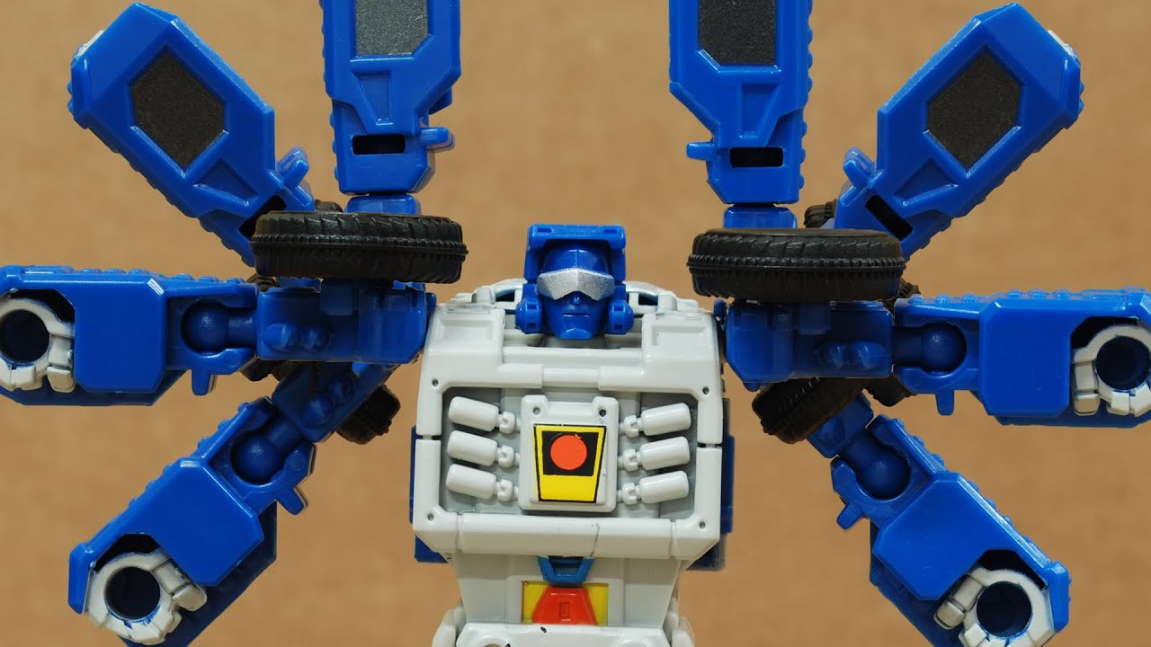 Download Transformers BEACHCOMBER Stop Motion Review