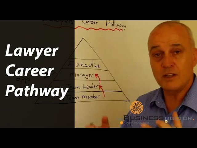 Lawyer Career Pathway - The Business Doctor