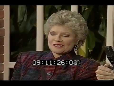 Patti Page, Gov. Don Sundquist, Tennessee Waltz, Old Cape Cod, Ralph Emery Show, 1995 TV