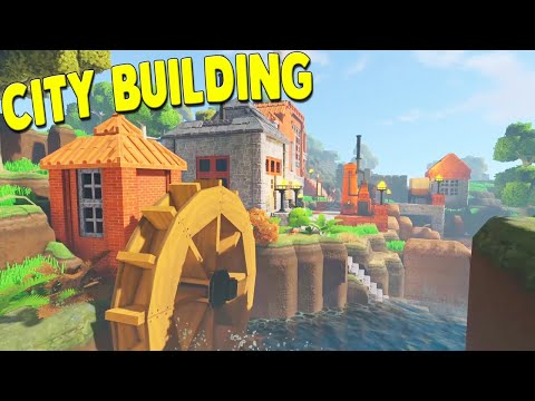 FAVORITE Multiplayer Survival Crafting & Base Building | Eco Gameplay
