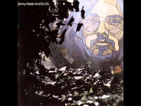JIMMY WEBB - Met Her On A Plane (1971)