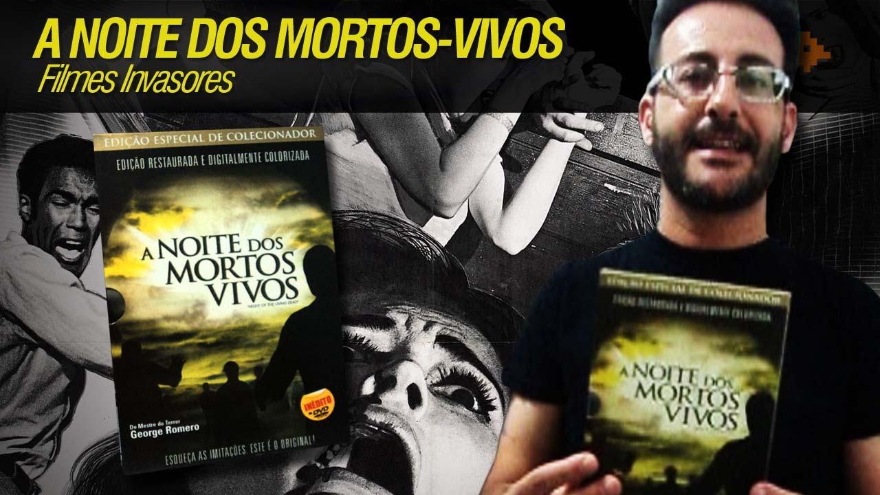 Filme Mortos Vivos with regard to filmes invasores - a noite dos mortos-vivos (1968) - youtube