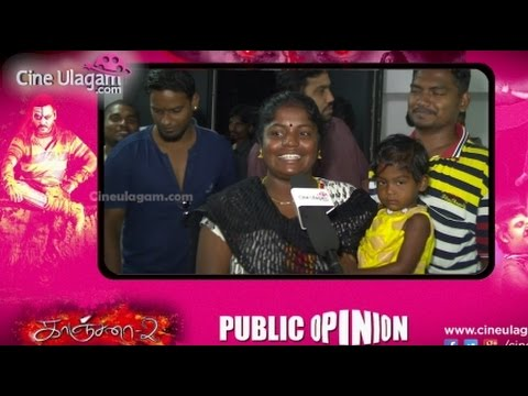 Kanchana 2 Public Opinion | Raghava Lawrence, Taapsee Pannu