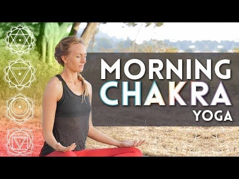 Morning Chakra Yoga for Energy - Day 1 {20 Min}