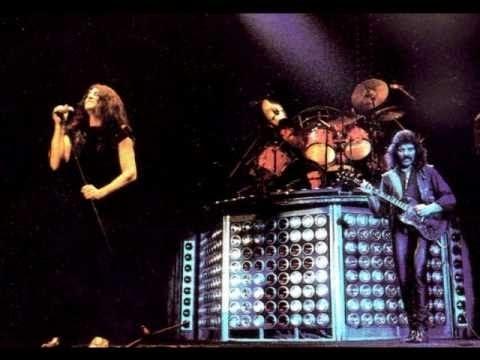 Black Sabbath [Ian Gillan] - Born Again (live version)
