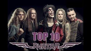 Top 10 Canciones de Avatar | Tops Metal