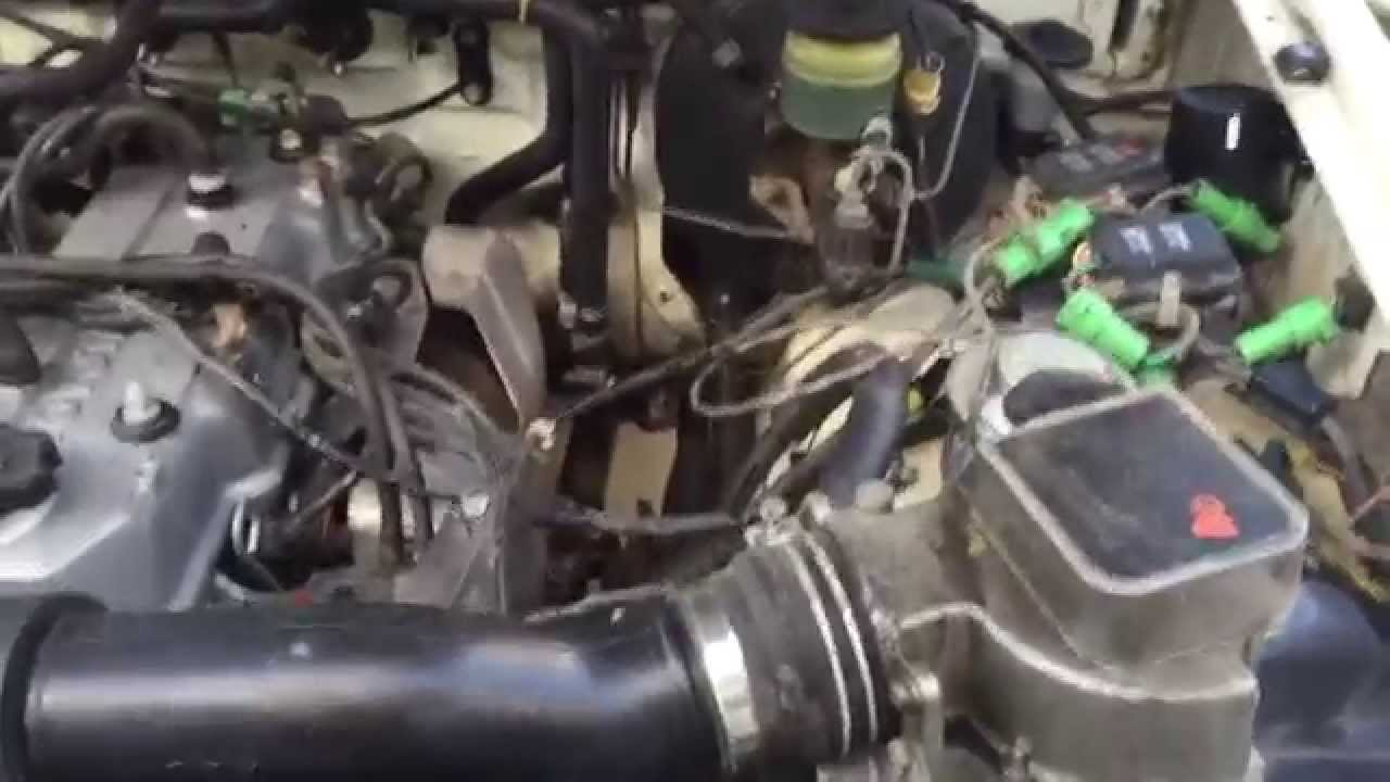 Toyota 22re Ecu Air Meter And Coil Igniter Test