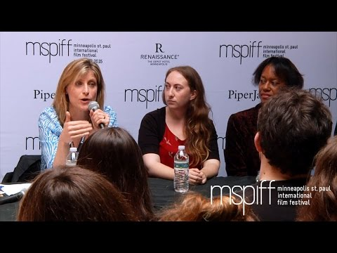 #MSPIFF Talks - Panel: Women & Film