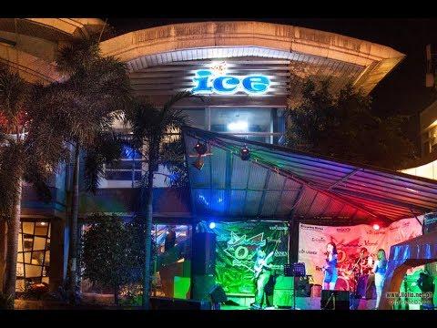 Nightlife in iloilo city , SMALLVILLE complex , Philippines