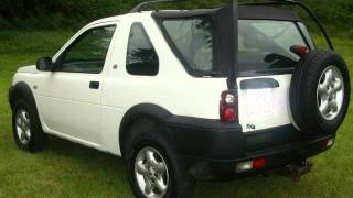 2003 LAND ROVER FREELANDER 2.0 TD4 3-DOOR SE Auto For Sale On Auto Trader South Africa