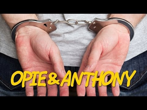 Classic Opie & Anthony: Man Arrested for Drunk Driving on a Bar Stool (04/02/09)
