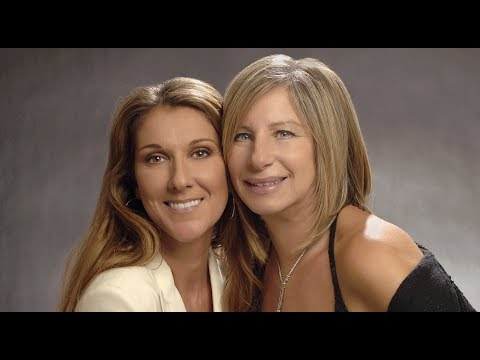 CELINE DION on BARBRA STREISAND — Diva on Diva