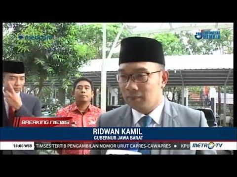 Sip ! RK : Saya Ikut Saja (Dedi Mulyadi Jadi Ketua Timses Jabar Jokowi-Ma'ruf) Mp3