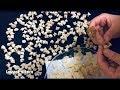Kayseri Mantısı Tarifi - Hamuru nasıl yapılır - Pratik kesme  bükme yöntemleriyle mantı yapımı